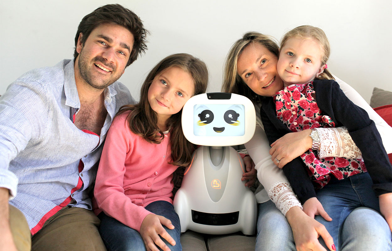 Robot Buddy par Ova Design