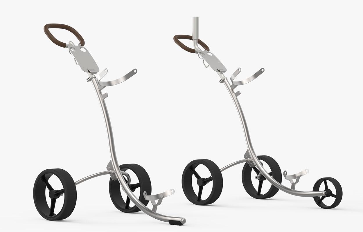 chariot de golf ova design