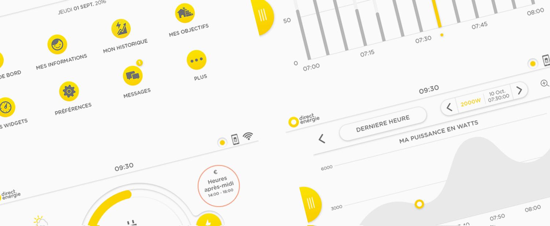 Ux et UI design - Ova Design
