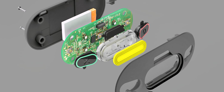 Industrialisation de produit connecté par Ova Design