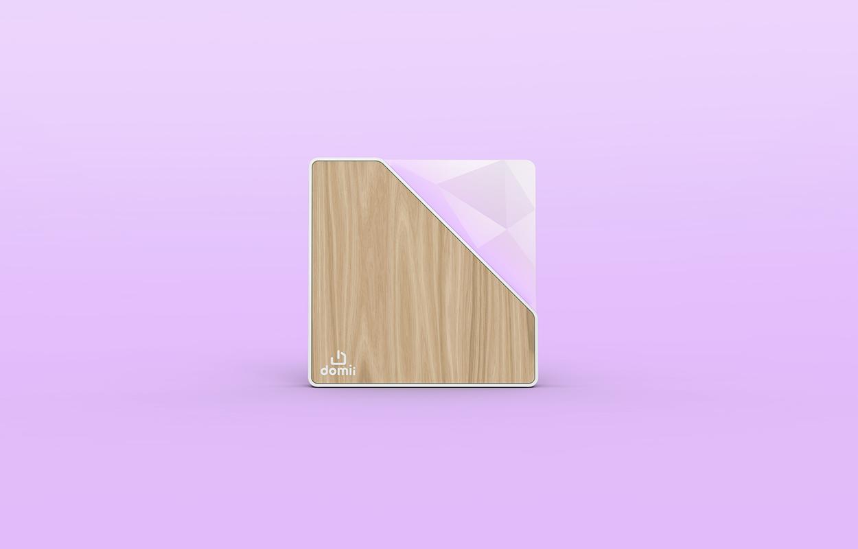 Design produit domii box