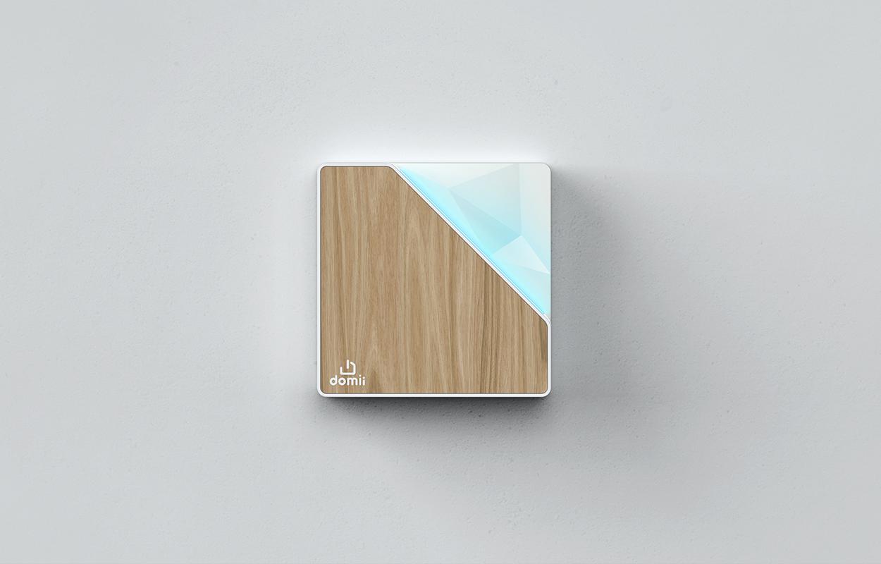 Design produit Domii box de jour