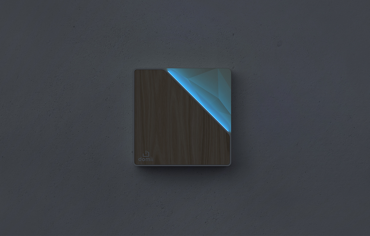 Design produit domii box de nuit